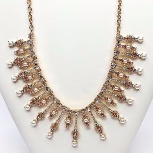 BAUBLEBAR THE RED CARPET STATEMENT NECKLACE